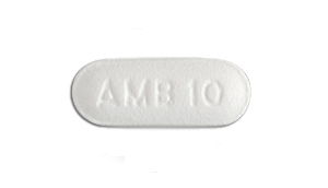 Ambien (Zolpidem Tartrate)