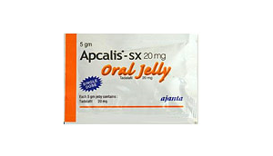 Cialis Jelly (Tadalafil Jelly)
