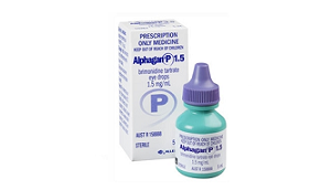Alphagan P (Brimonidine)