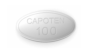 Capoten (Captopril)