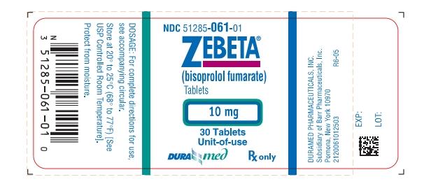 Beställ Zebeta Brand Pills