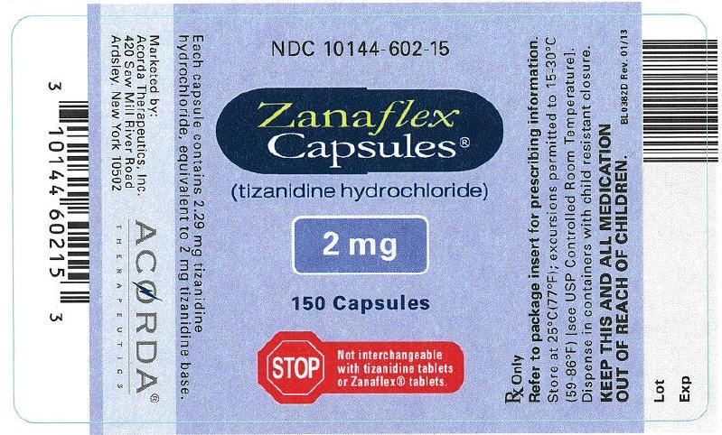 Zanaflex Brand Online
