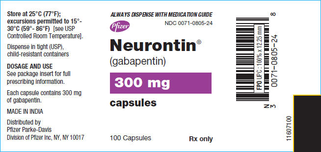 neurontin controlled drug