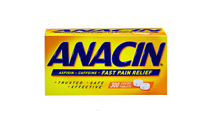 Anacin (Acetaminophen)