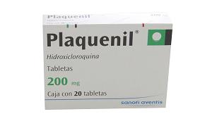 Plaquenil (Hyroxychloroquine)