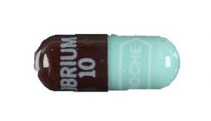 Librium (Chlordiazepoxide)